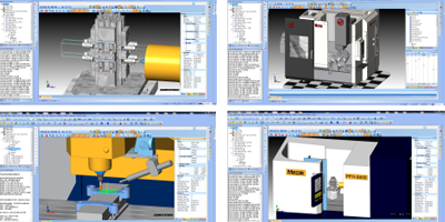 BobCAD-CAM Machine Simulation Pro