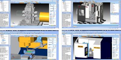 BobCAD-CAM Machine Simulation Pro